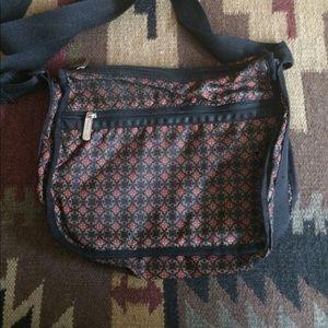 Le Sportsac beautiful pattern - Classic hobo bag